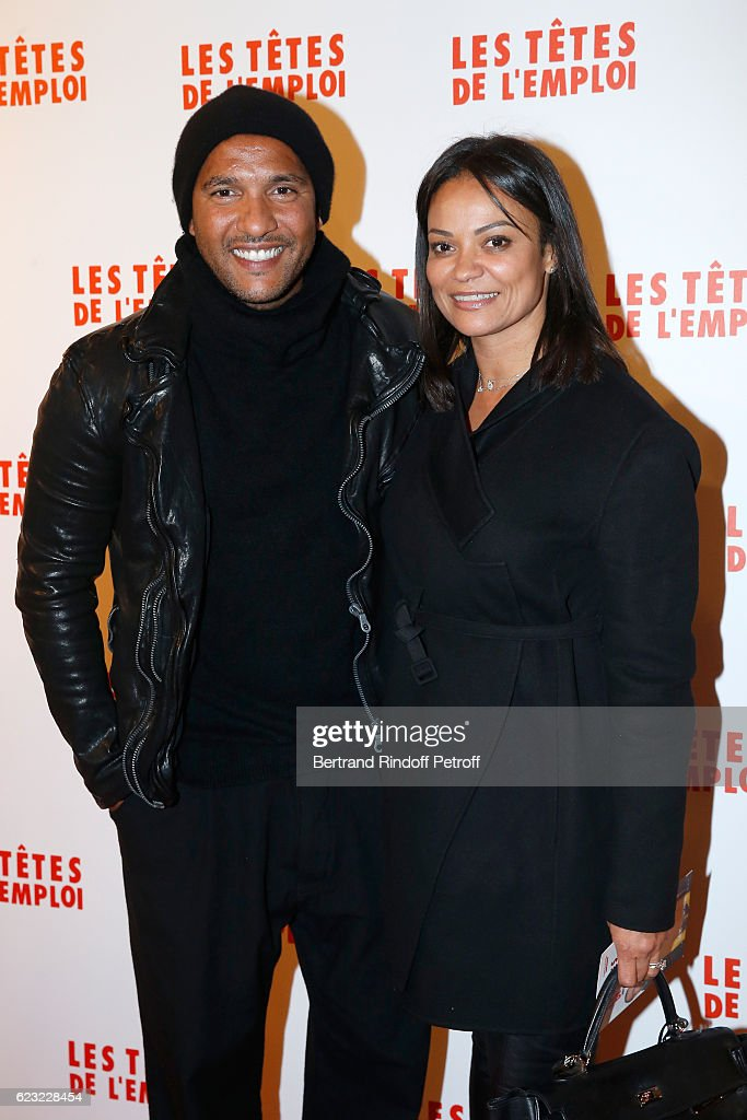 """Les Tetes De L'Emploi"" Paris Premiere At Cinema Gaumont Opera Capucines"