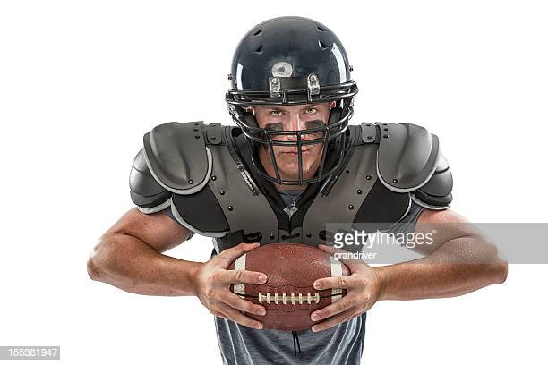 football player - quarterback stock pictures, royalty-free photos & images