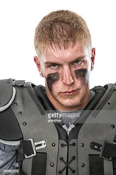 jogador de futebol - quarterback - fotografias e filmes do acervo