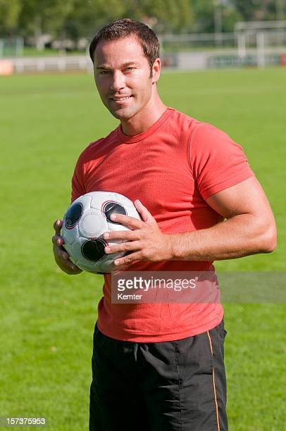 Jogador de futebol (soccer