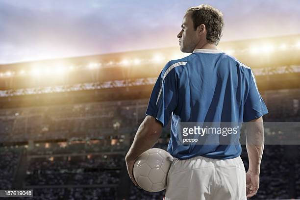 football player - sports jersey stock pictures, royalty-free photos & images