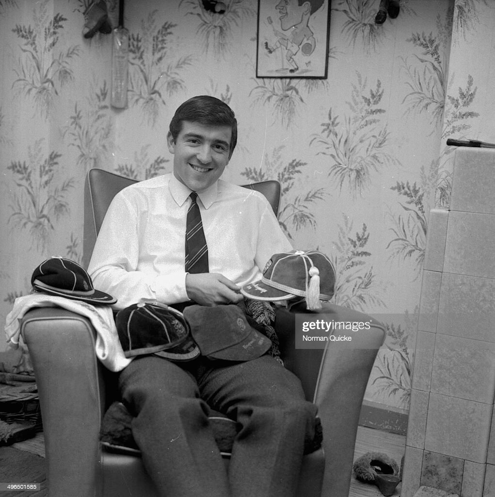 Terry Venables : News Photo