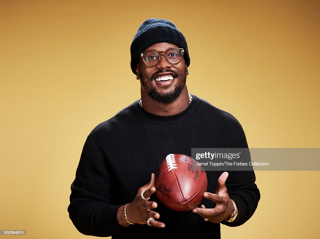 Von Miller, Forbes Magazine, January 24, 2017