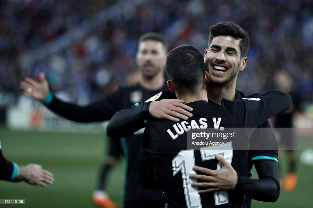 Leganes v Real Madrid - La Liga