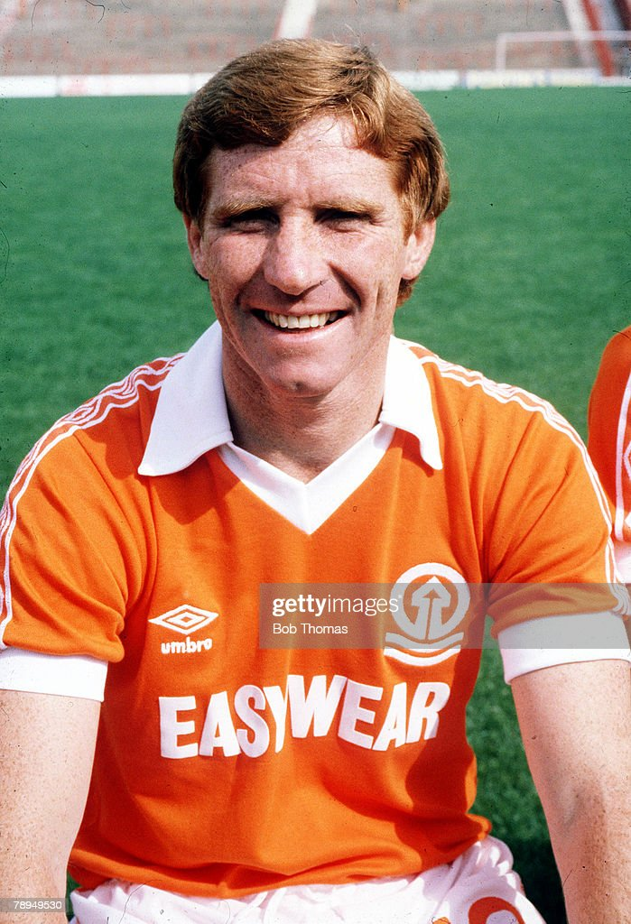 Football Portrait Of A Smiling Alan Ball In The Kit Of His Club News Photo Getty Images