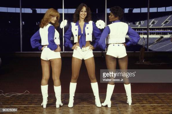 Dallas Cowboys Cheerleaders Pictures Getty Images