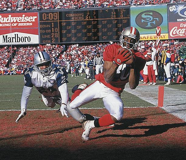 UNS: Game Changers - Jerry Rice