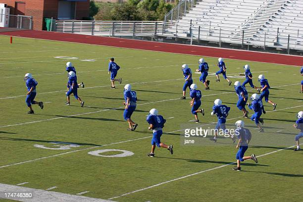 football series (36) - high school football stock pictures, royalty-free photos & images
