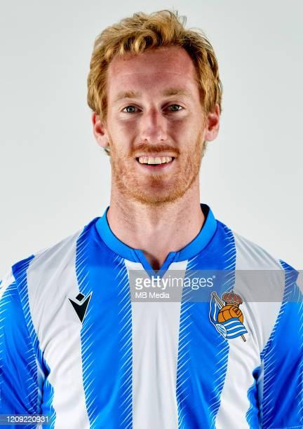 Football Spain - La Liga Santander 2019-2020 / - David Zurutuza Veillet