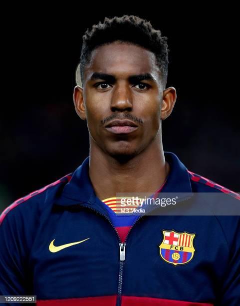 """Football Spain - La Liga Santander 2019-2020 / - Hector Junior Firpo Adames """" Junior Firpo """""""