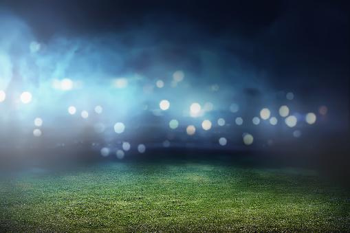 Football stadium background 526846448