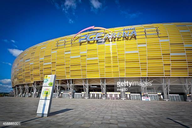 Football stadium of Gdansk, Euro 2012