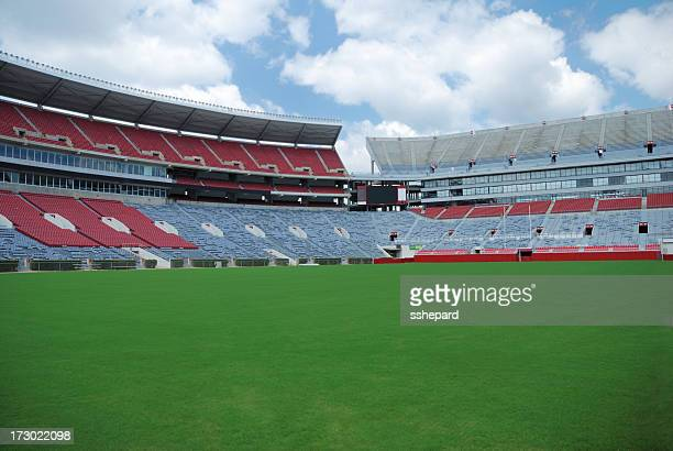football stadium preseason - football league stock pictures, royalty-free photos & images