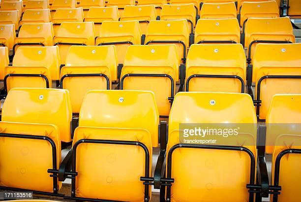 football stadium Gelbes Sitze in Norwegen