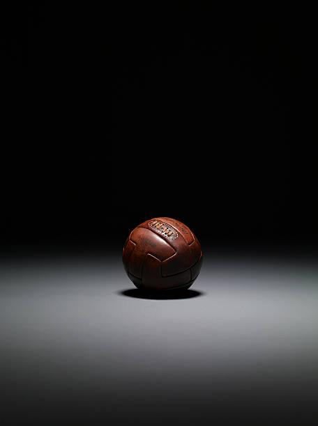 Football, studio shot