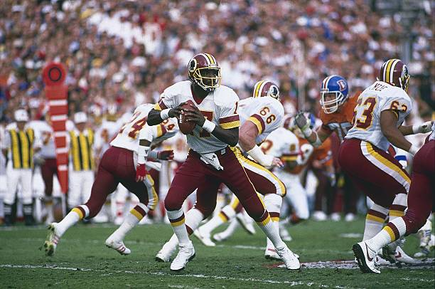 USA: Super Bowl Pioneer: Doug Williams