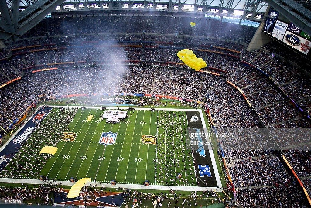 Super Bowl Sky