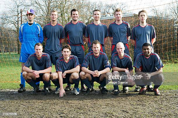 football team - soccer team stock pictures, royalty-free photos & images