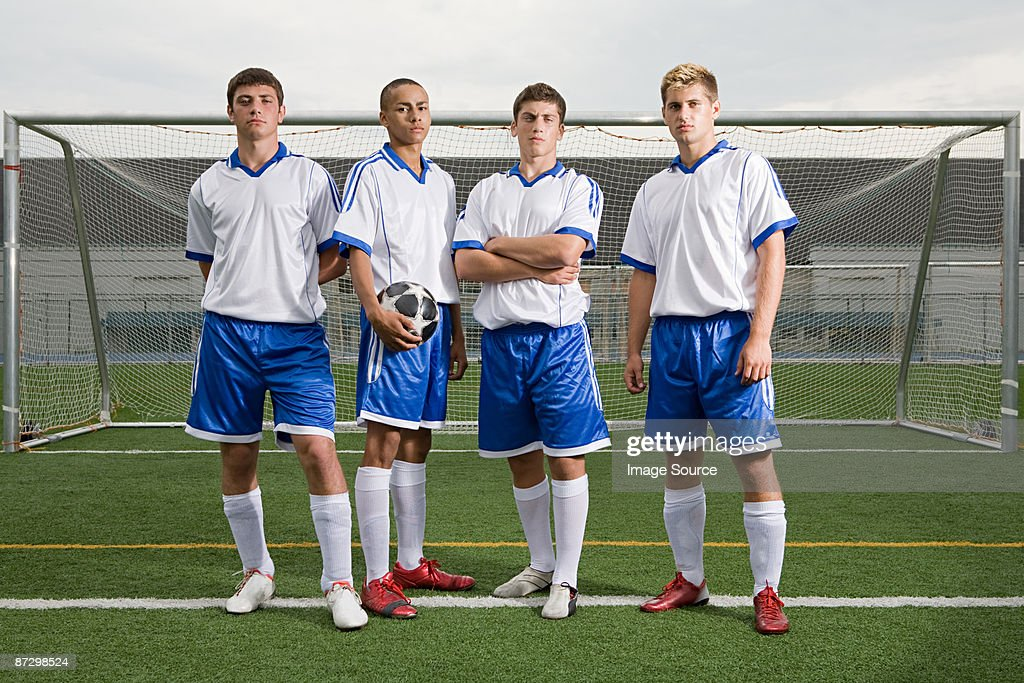 Football team : Stock Photo
