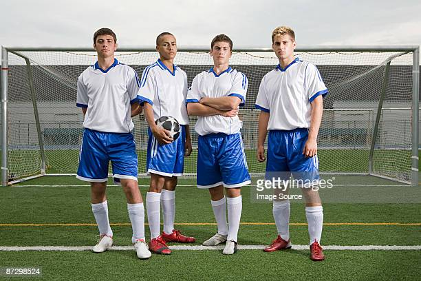 football team - football strip stock pictures, royalty-free photos & images