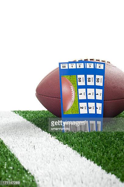 football - tickets - cmannphoto stock pictures, royalty-free photos & images
