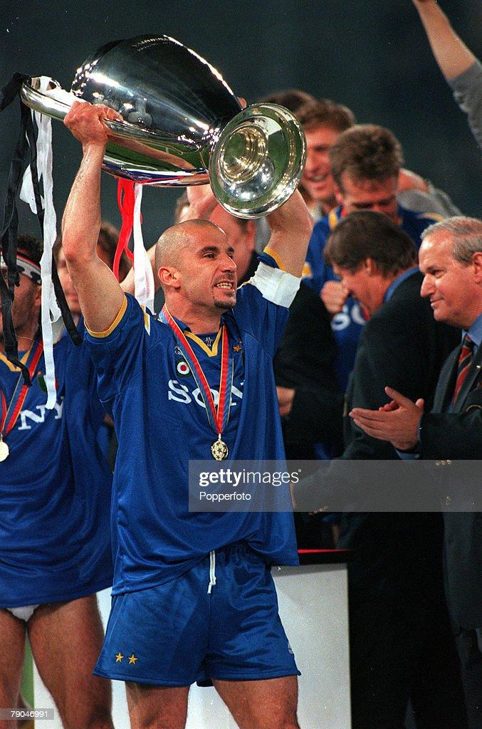 Football, UEFA Champions League Final, Rome, Italy, 22nd ...
