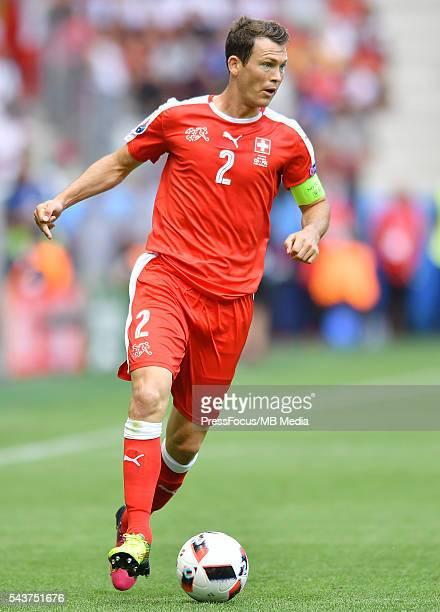 Football UEFA Euro 2016 Round of 16 game between Switzerland and Poland Lukasz Laskowski / PressFocus/MB Media