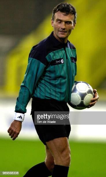 Football Voetbal Soccer Brugge Brugespict Tim De Waele Iso Sportbeker Van Belgie Coupe De Belgique 1/16 Finalecl Brugge KVO Aarschotarbitre...