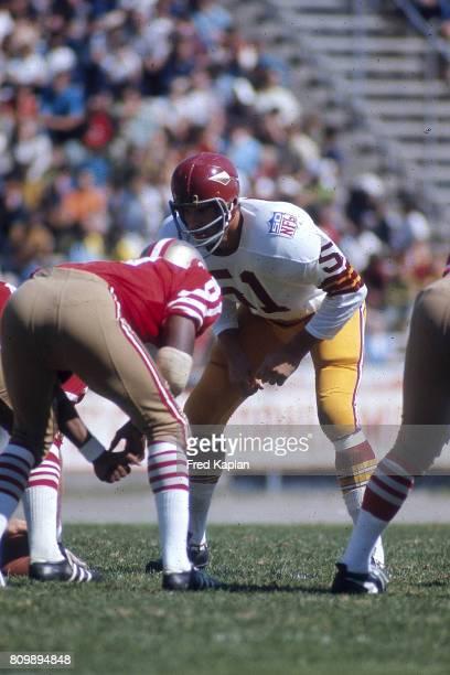 Washington Redskins John Didion during game vs San Francisco 49ers at Kezar Stadium San Francisco CA CREDIT Fred Kaplan