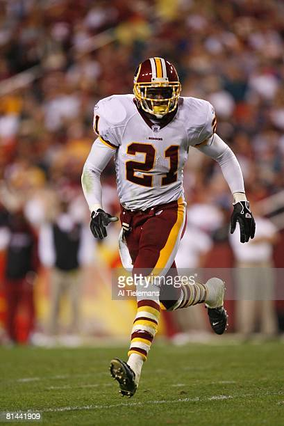 Football Washington Redskins Sean Taylor in action vs Philadelphia Eagles Landover MD 11/6/2005