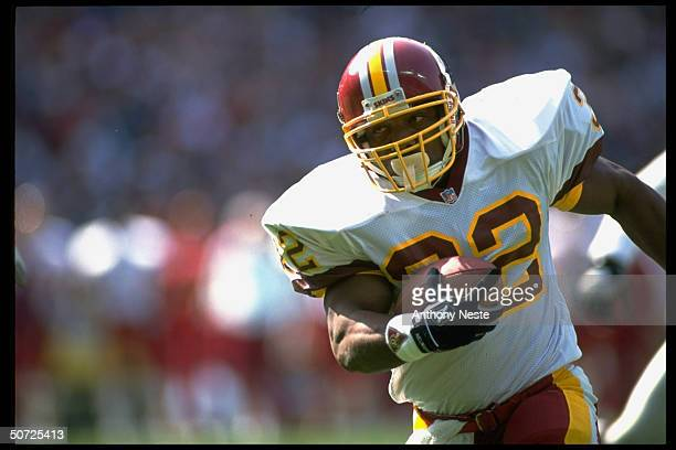 Washington Redskins Todd Bowles in action alone