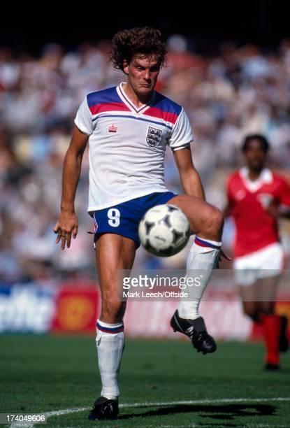 Football World Cup 1982 England v Kuwait Glenn Hoddle
