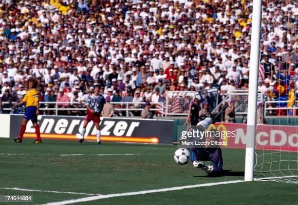 Football World Cup 1994 Colombia v USA Oscar Cordoba