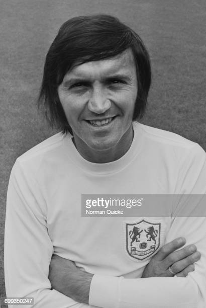 Footballer Barry Bridges of Millwall FC UK 19th July 1971