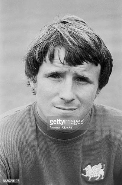 Footballer Barry Dyson of Leyton Orient FC UK 11th August 1971