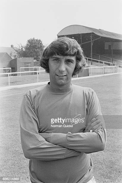Footballer Brian Yeo of Gillingham F.C., UK, 16th August 1971.