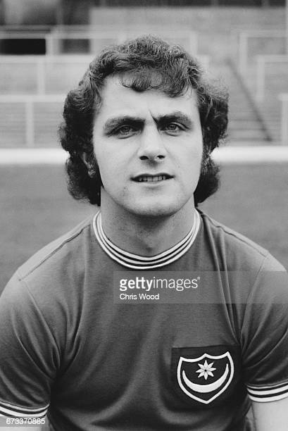 Footballer Colin Blant of Portsmouth FC UK 30th August 1971