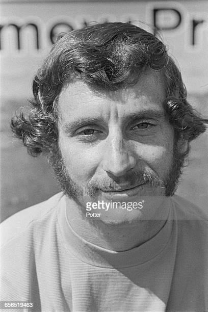 Footballer Colin Clarke of Oxford United FC UK 22nd July 1971