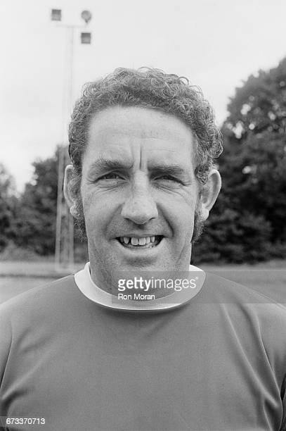 Footballer Dave Mackay of Swindon Town FC UK August 1971
