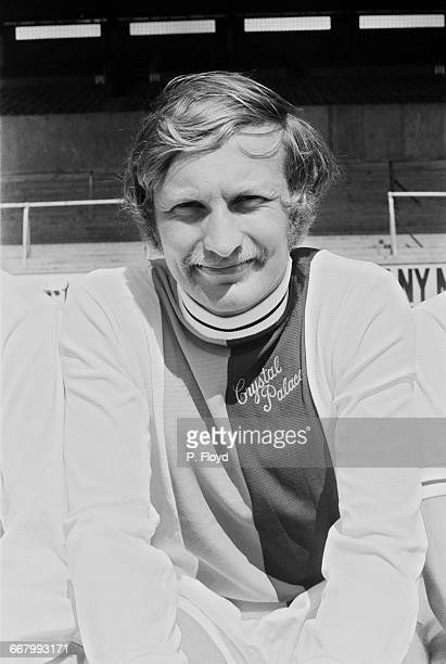 Footballer David Payne of Crystal Palace FC UK 25th August 1971