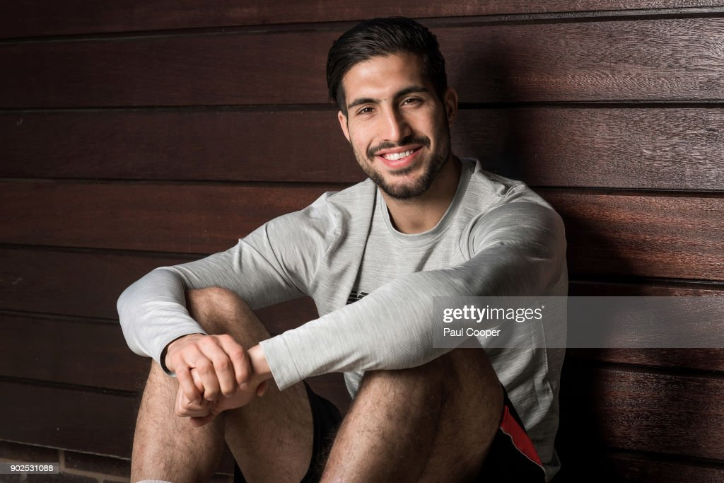 Emre Can, Self assignment, August 4, 2017