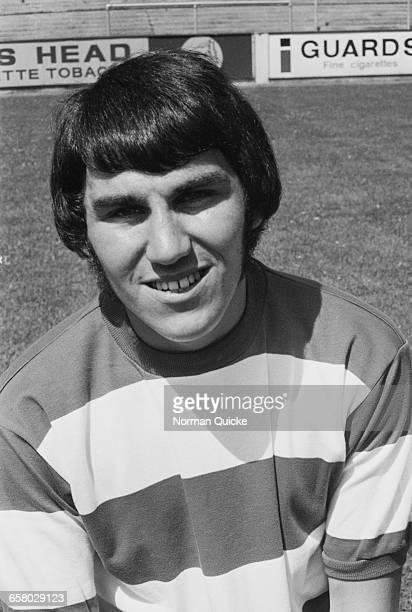 Footballer Gerry Francis of Queens Park Rangers FC UK 15th July 1971