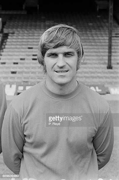 Footballer Graham Moore of Charlton Athletic FC UK 3rd August 1971