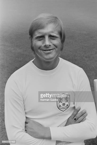 Footballer Harry Cripps of Millwall FC UK 19th July 1971