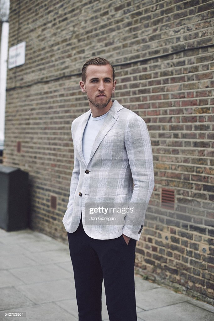 Harry Kane, Esquire UK, July 1, 2015