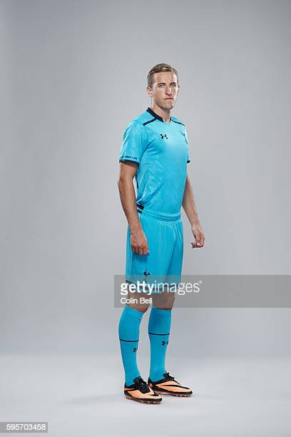 Footballer Harry Kane is photographed on August 6 2013 in London England
