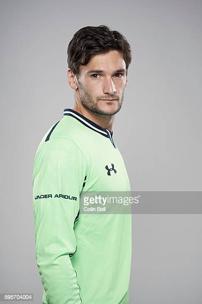 Footballer Hugo Lloris is photographed on August 6 2013 in London England
