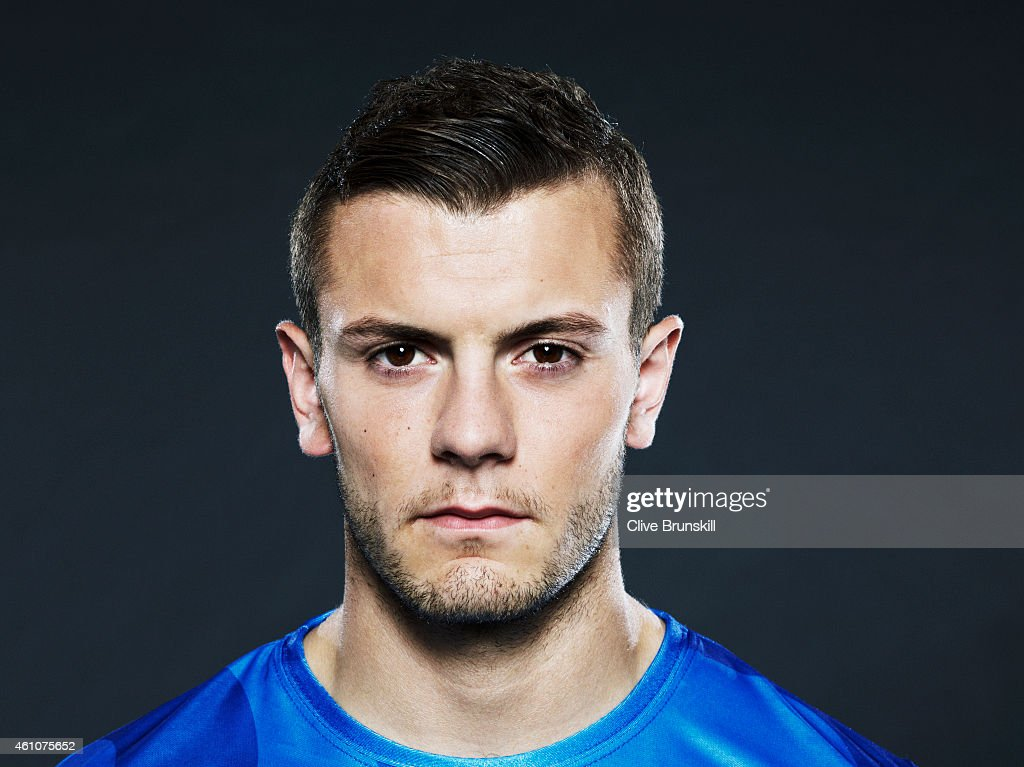 Footballer Jack Wilshere is photographed on August 22, 2013 in London, England.