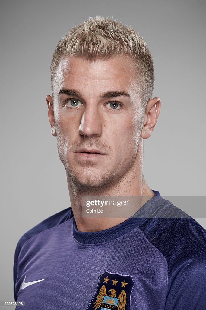 Joe Hart, Portrait shoot, August 5, 2013