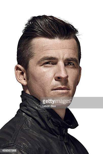 Footballer Joey Barton is photographed for the Observer on March 29, 2012 in London, England.
